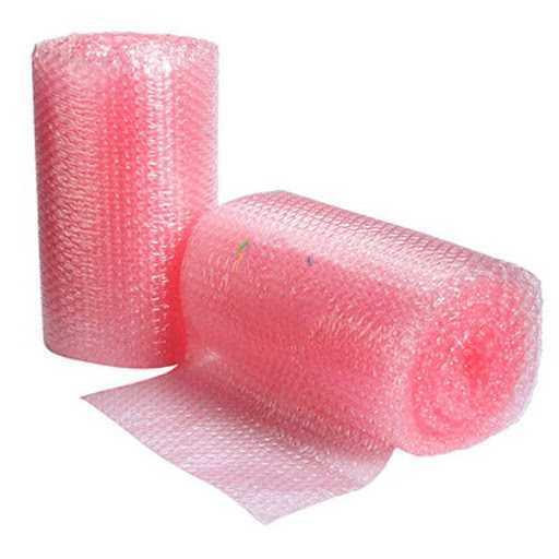 xốp bọc hàng 1m5*100m màu hồng