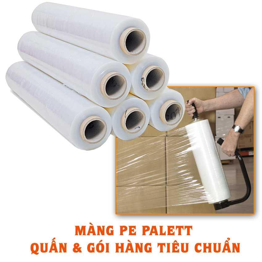 Màng PE khổ 50cm vuadonggoi