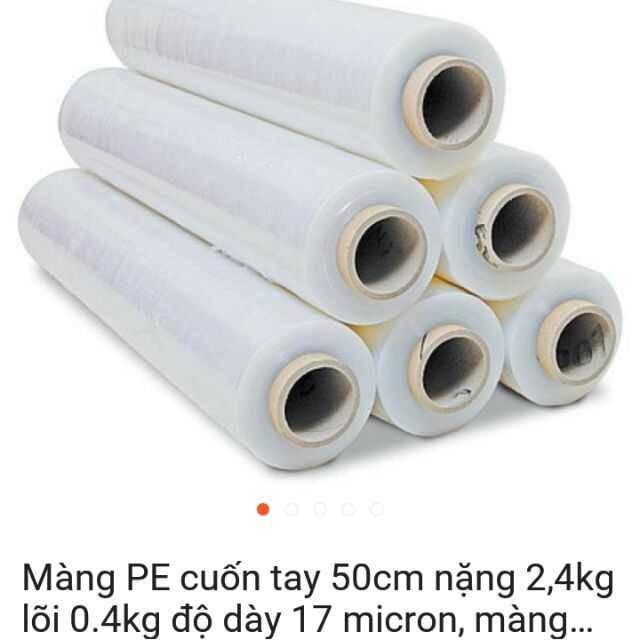 Màng PE khổ 50cm vuadonggoi 1