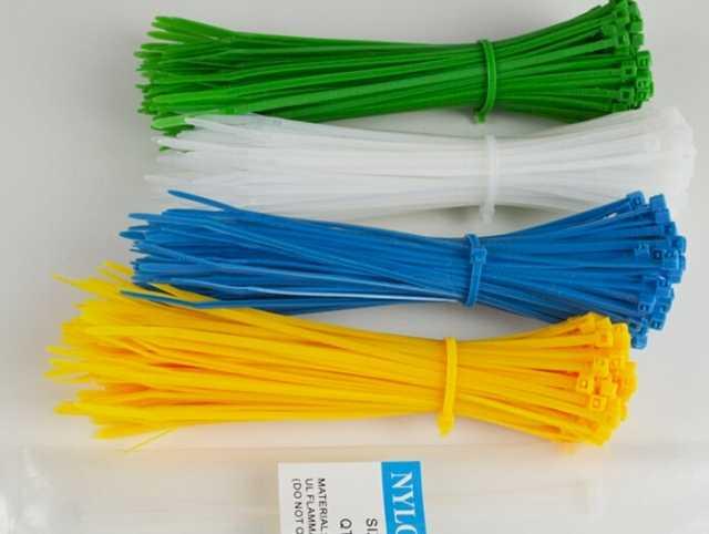 Lạt nhựa – dây rút nhựa 15cm 2