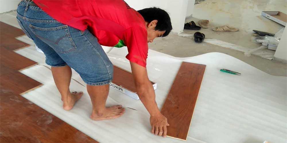 xốp lát sàn gỗ, xốp trải sàn gỗ