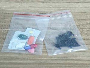 Túi PP dùng để đựng thuốc