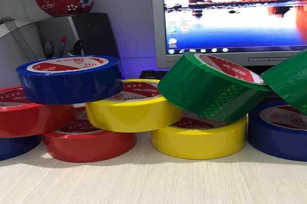Băng dính 3kg/lox lõi 5 li màu sắc đa dạng