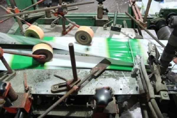 Quy trình sản xuất túi phức hợp