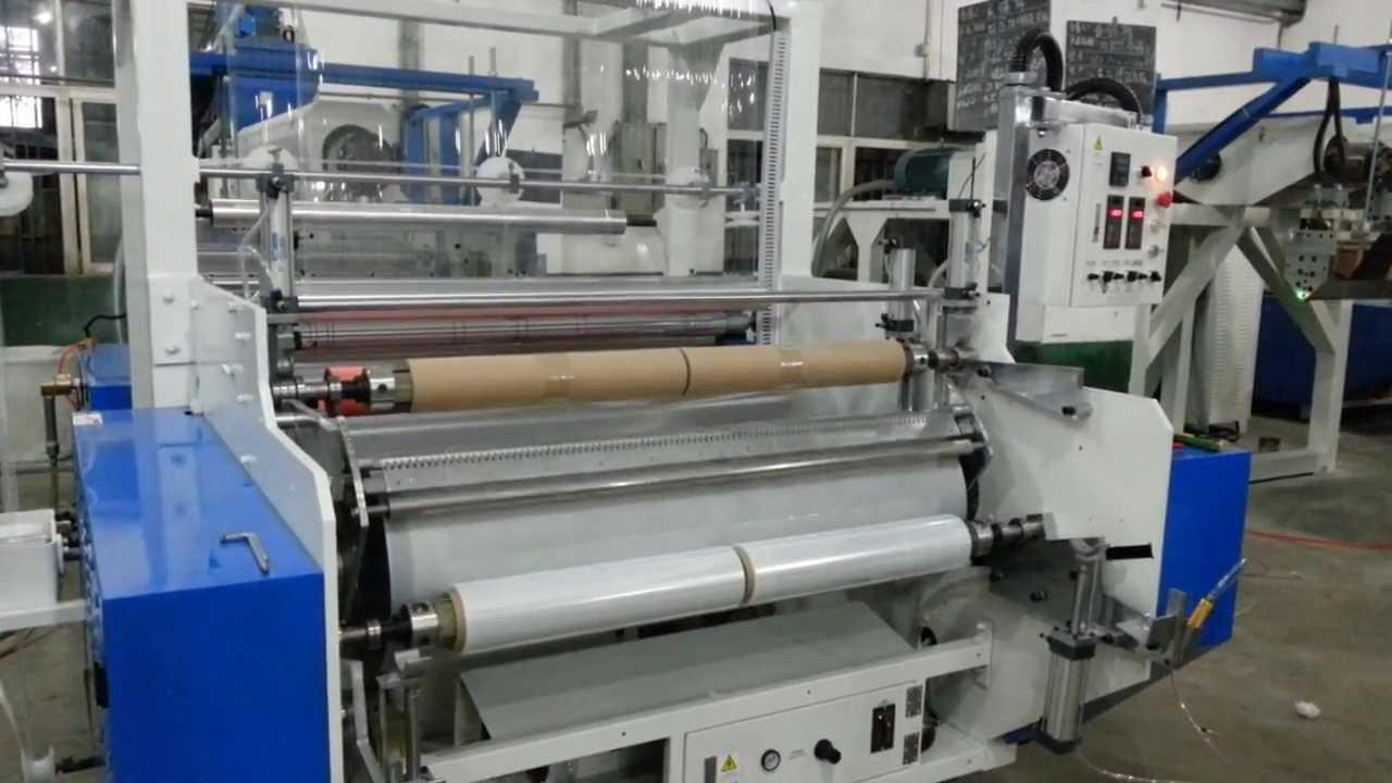 sản xuất màng pe