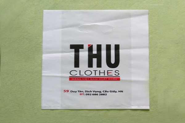 Thiết kế, in chữ túi theo nhu cầu của khách hàng